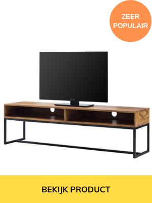 Metalen TV meubel