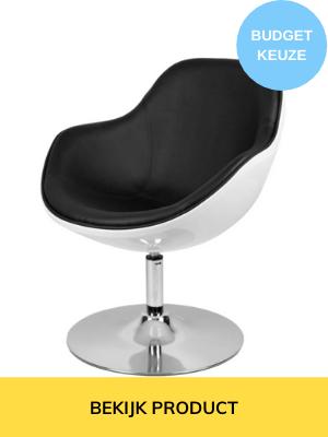 goedkope zwarte fauteuil