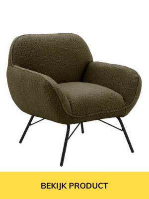 teddy fauteuil